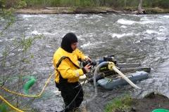 070528 Joe Fixing to Submerge